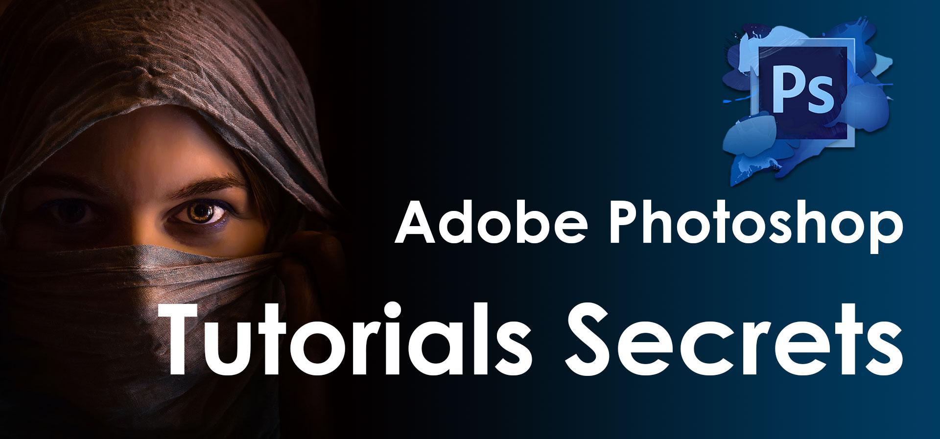 Adobe-Photoshop-Tutorials-Secrets