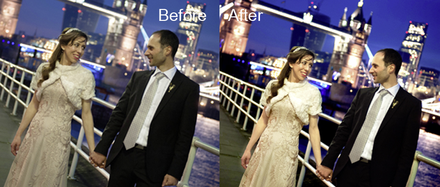 image color correction