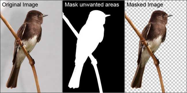 Image Masking on Photoshop