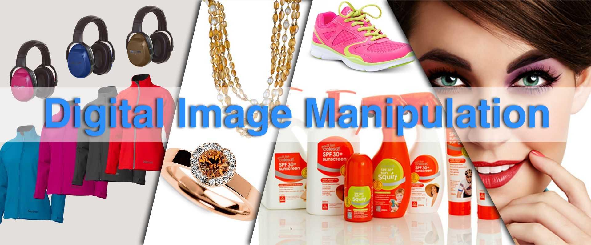Digital Image Manipulation