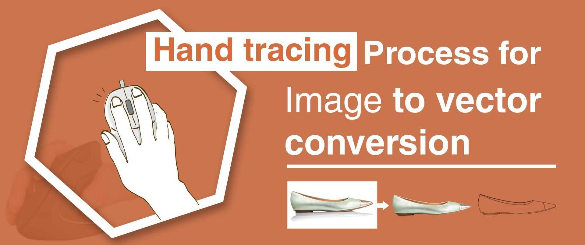 Hand tracing Process