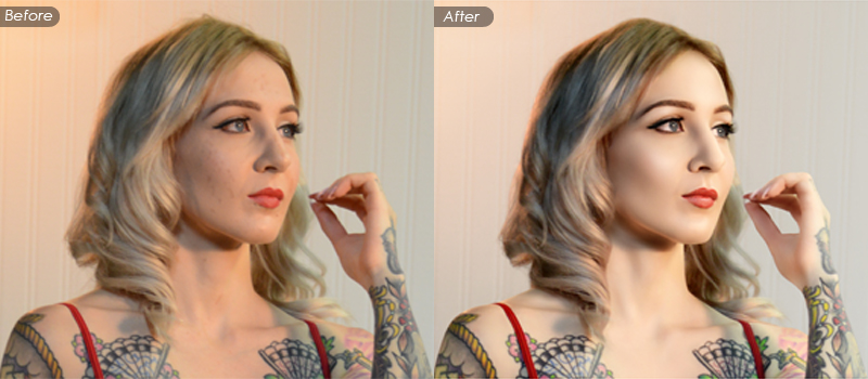 Glamour Retouch