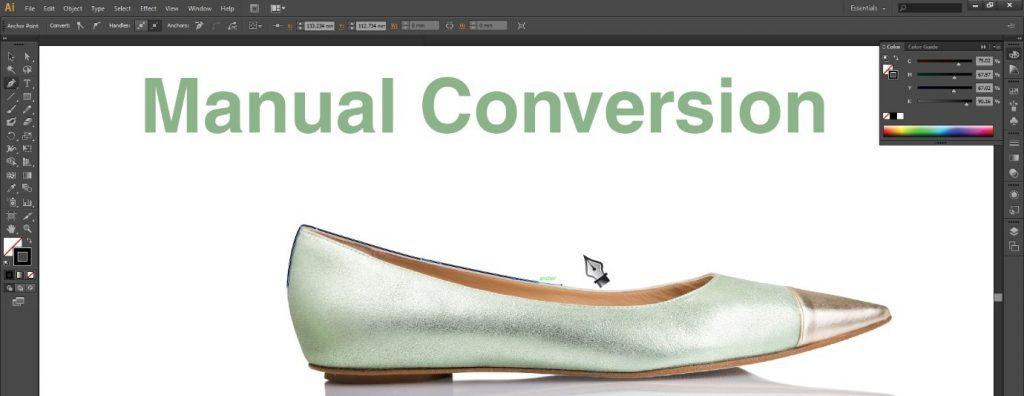 Manual Conversion