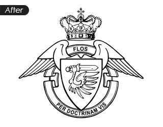 after logo