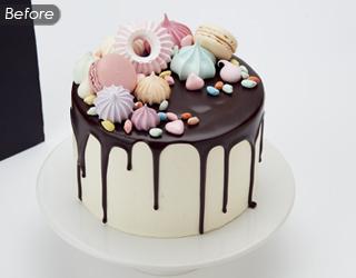 Before Cake Image