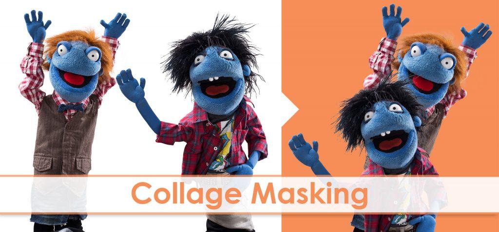 Collage-Masking