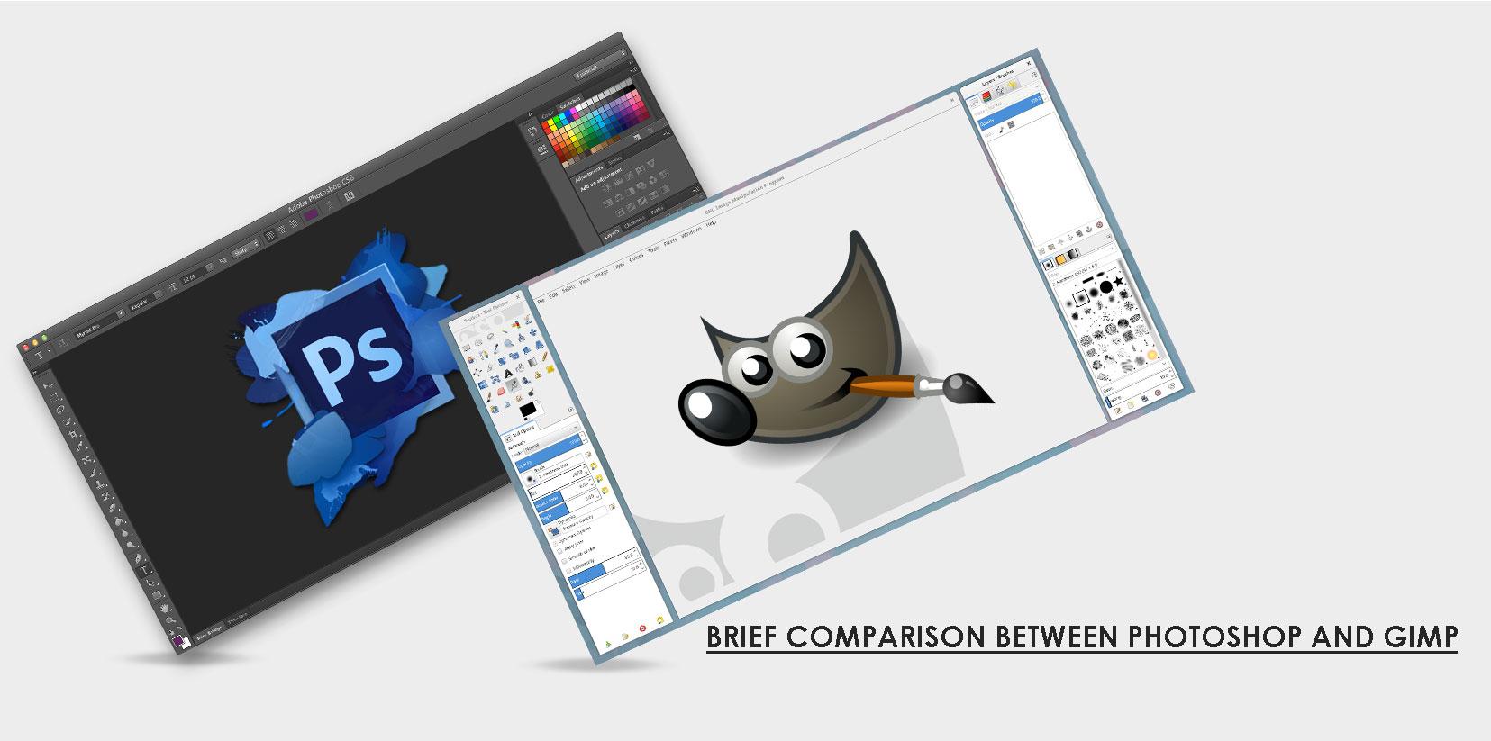 BRIEF-COMPARISON-BETWEEN-PHOTOSHOP-AND-GIMP