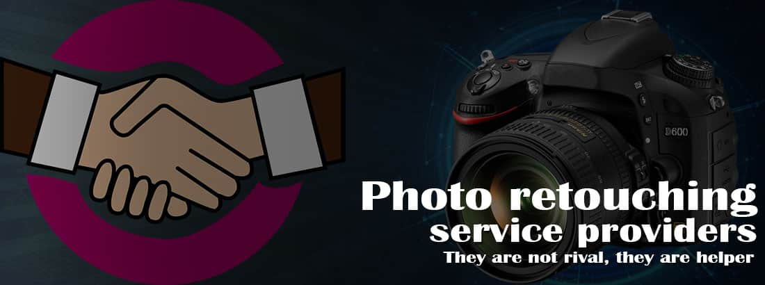 Photo retouching service providers