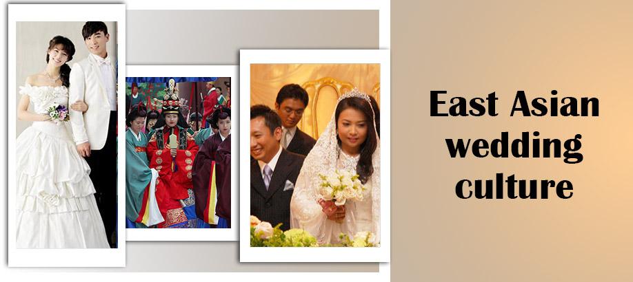 East Asian wedding culture