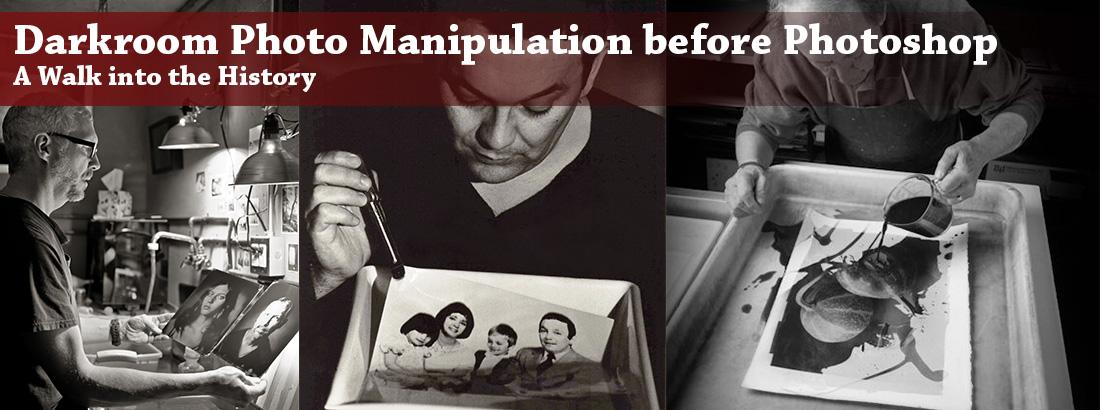 Darkroom Photo Manipulation