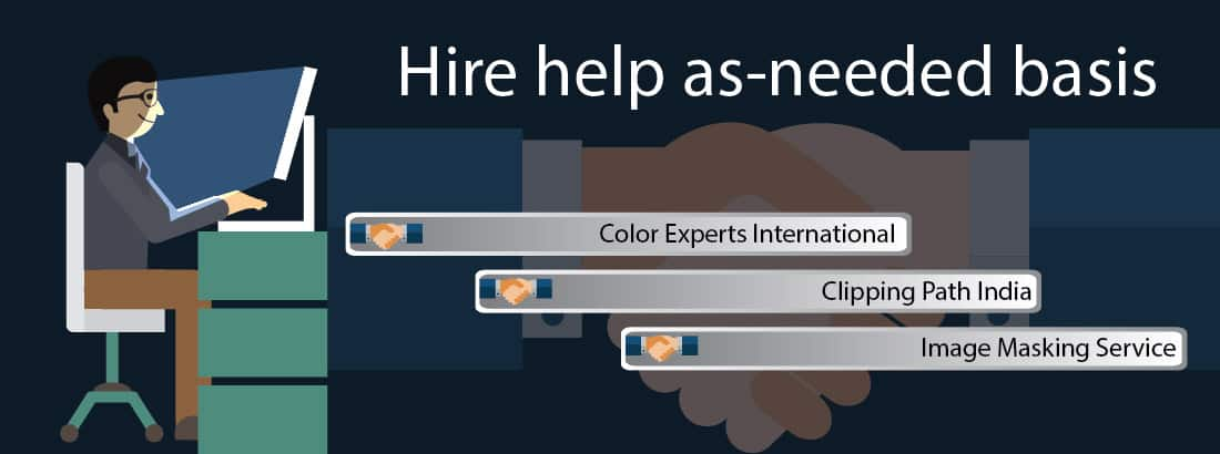 Hire Help as-needed Basis