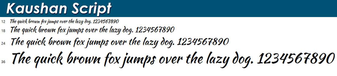 Kaushan Script