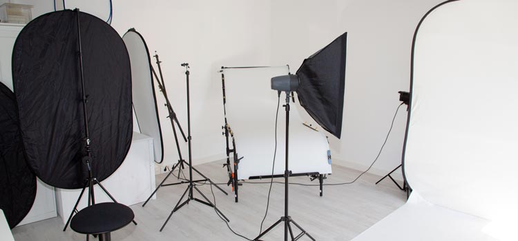 prepare for product photography