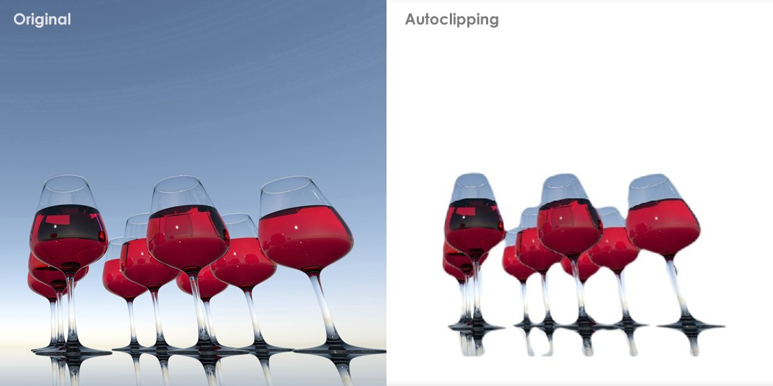 Autoclipping 8