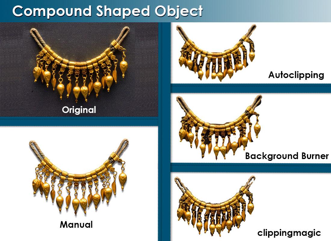 Compound Shaped Object