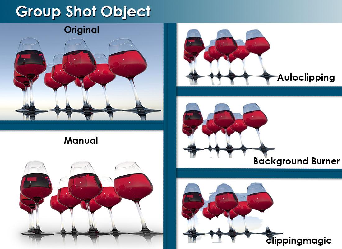 Group Shot Object