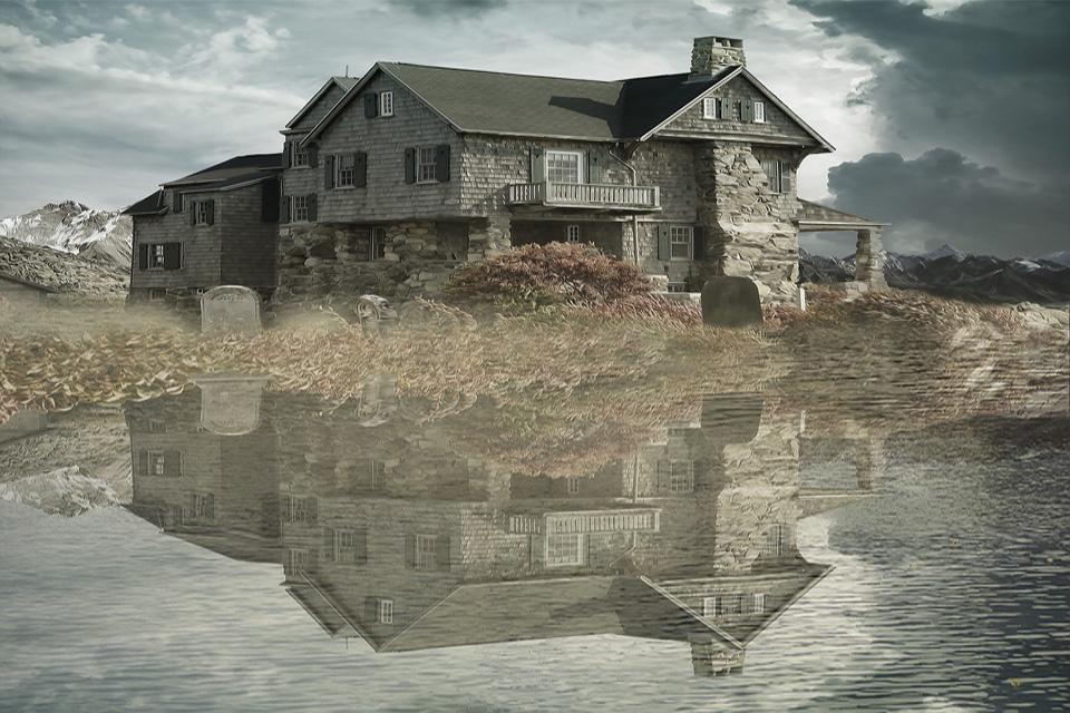 WaterReflectionShadow