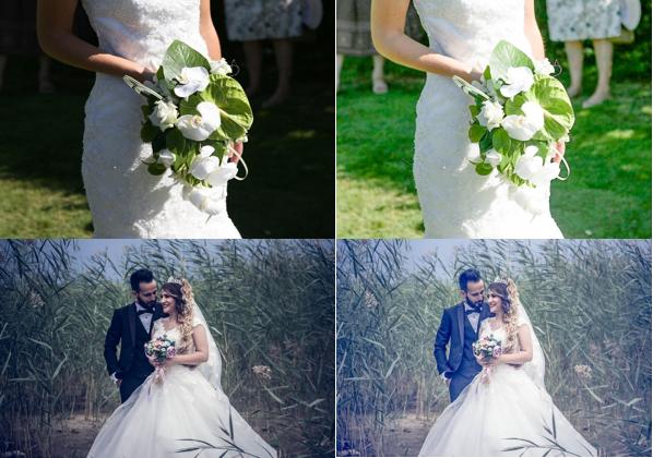 Wedding Photo Lighting