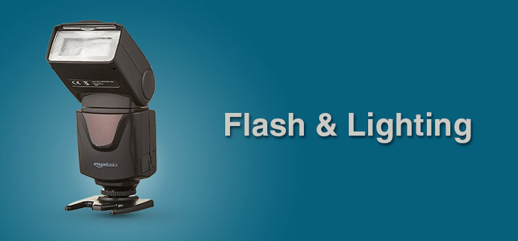 Flash & Lighting