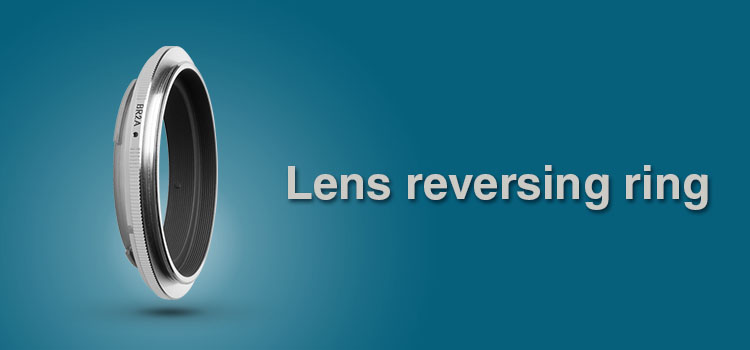 Lens reversing ring