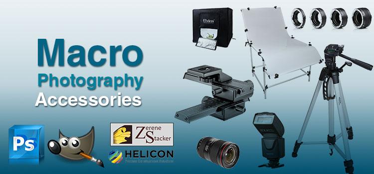 Macro Photography Accessories