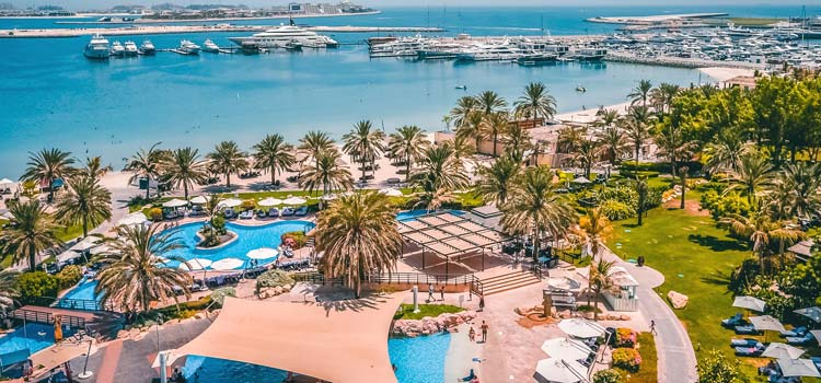 UAE, a place of tourism