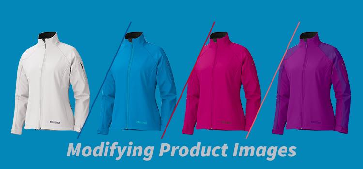 Modifying Product Images