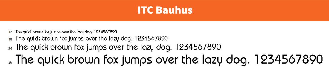 ITC Bauhus