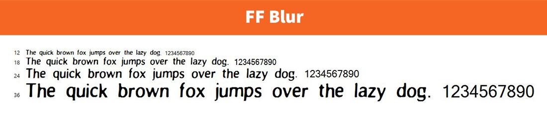 FF Blur