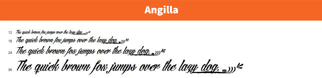 Angilla