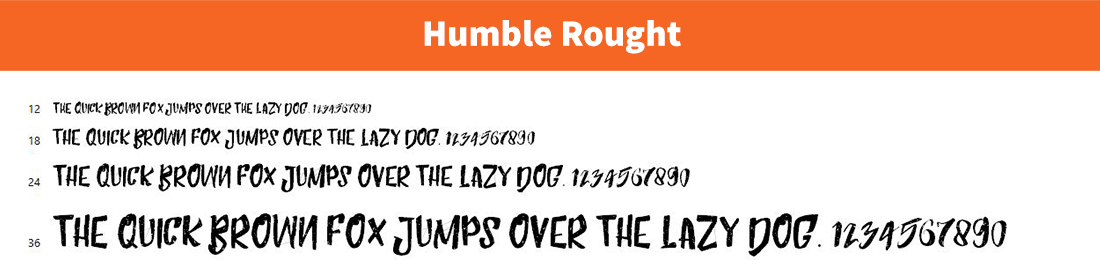 Humble Rought