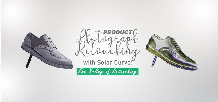 Photo Retouching solar curve