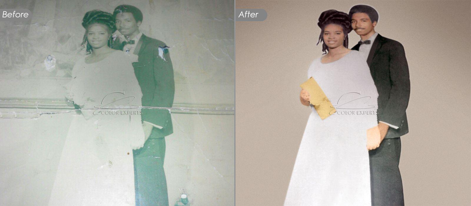 Photo color Restoration