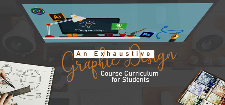 Graphic design course curriculum for students