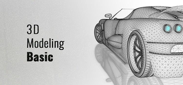 3D Modeling Basic