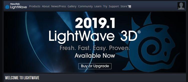 lightwave3D