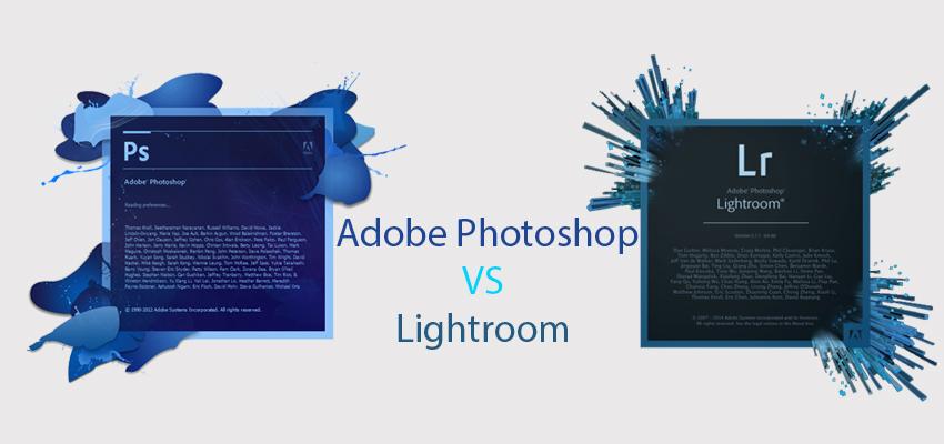 Adobe Photoshop Vs Lightroom-V2