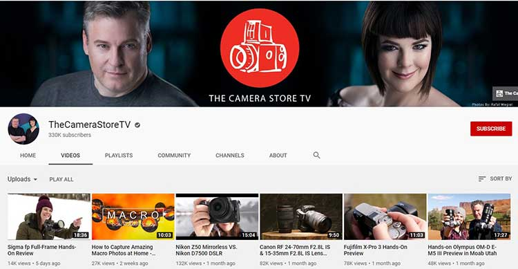 The-Camera-Store-TV