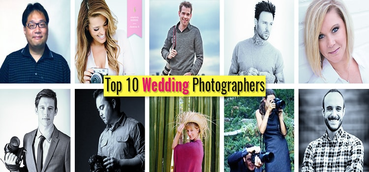 Top Wedding Photographers in the USA