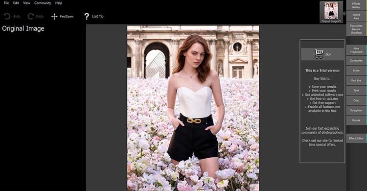 portraitpro photo editor tool
