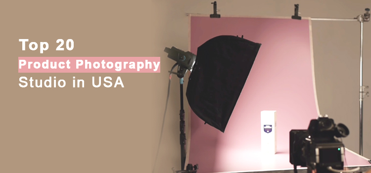 product photography studio in usa