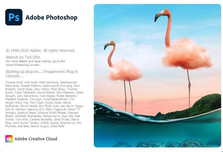 Adobe Photoshop CC 2021 (22.0)