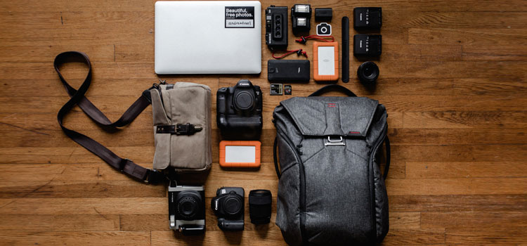 Photography and Editing Tools & Gear