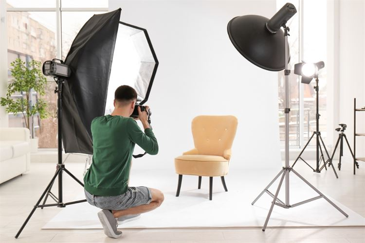 Hire a professional shutterbug or agency