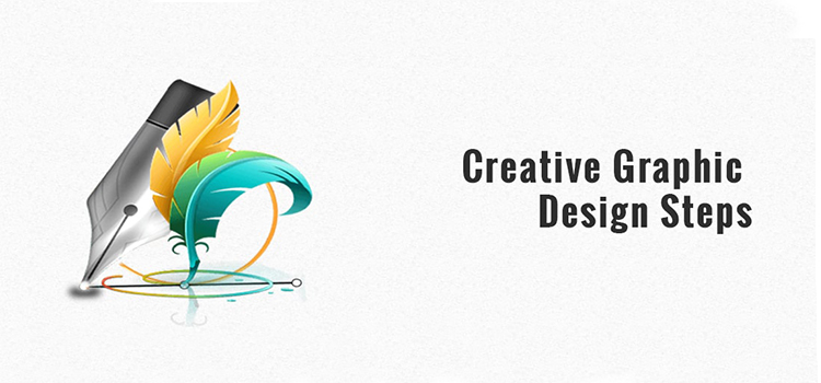 Creative Graphic Design Steps