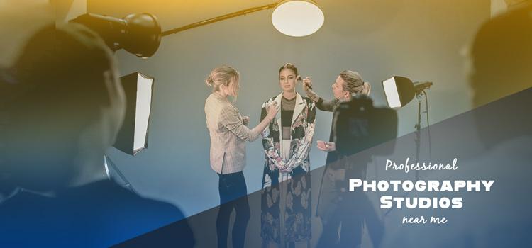 Professional Photography Studio Banner