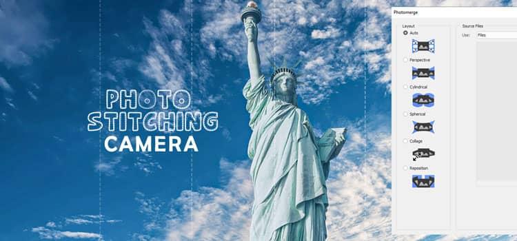 360 Photo Stitching