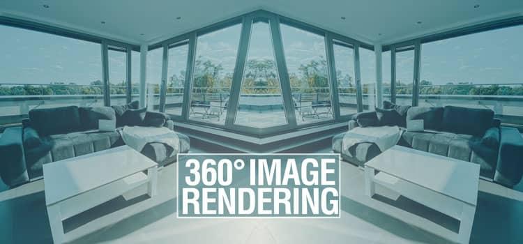 360° image rendering