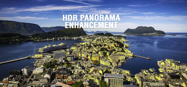 360 HDR Panorama Enhancement