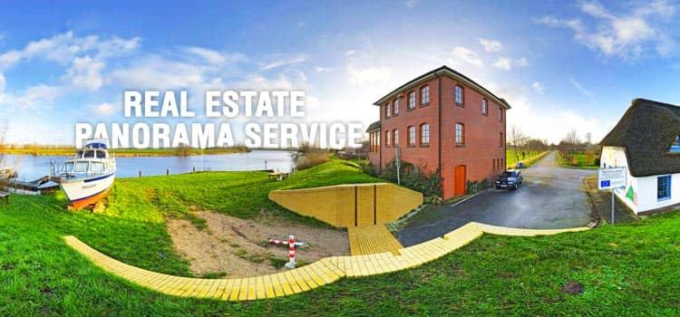 Real Estate Panorama Service